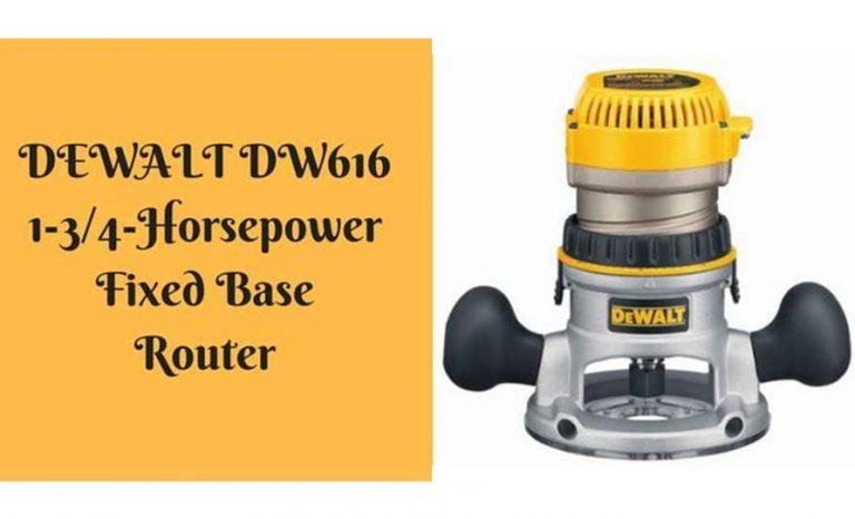DEWALT DW616