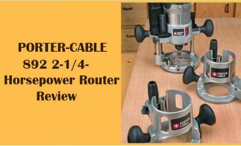 PORTER-CABLE 892