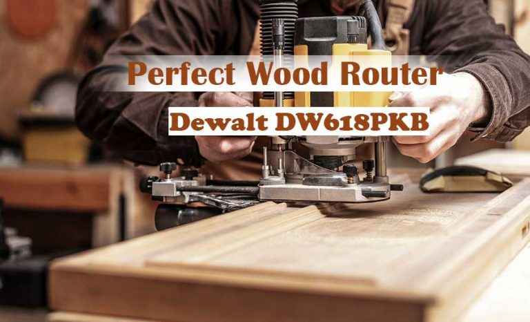 Perfect Wood Router